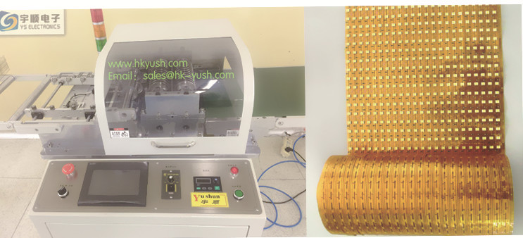 PCB Cutting Machine For Cell Phone And Power Industry With Customized PCB Cutting Tool