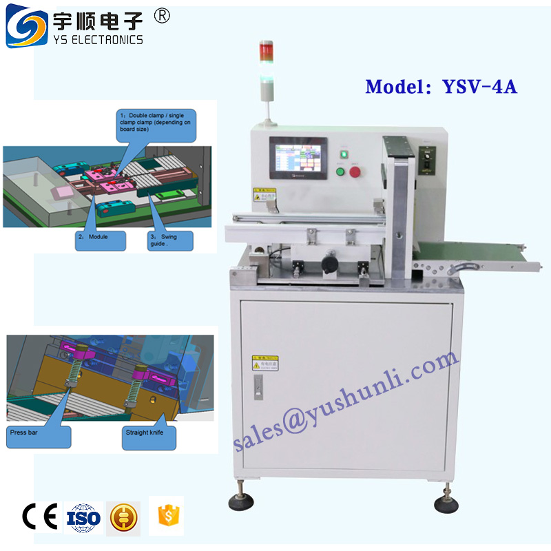 PCB board machine boring machine board automatic feeding board PCB board aluminum substrate copper board cutting