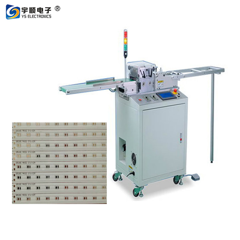 PCB Separator Machine| Motorized V-Cut Pcb Separator
