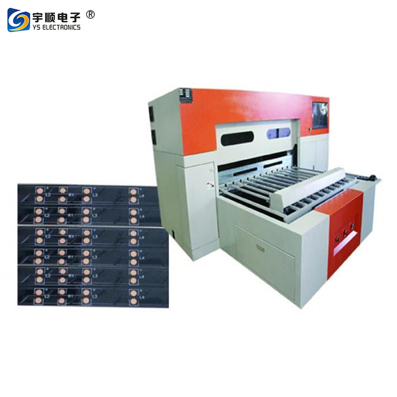 V Groove Line Making PCB Scoring Machine Highly Automated YS-20