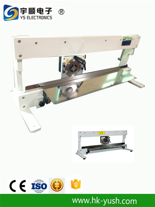 Automatic FPC Punching Pcb Depaneling Machine with LCD Control